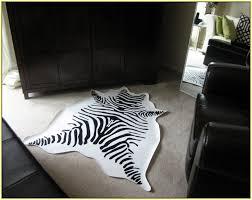 Cow Skin Rug Ikea Zebra Skin Rug Ebay Roselawnlutheran