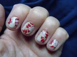 try sally hansen salon effects real nail polish strips not
