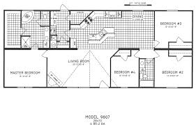 Large Open Kitchen Floor Plans by Open House Plans With Large Kitchens