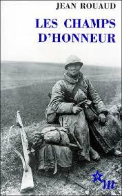LES CHAMPS D'HONNEUR (couverture)