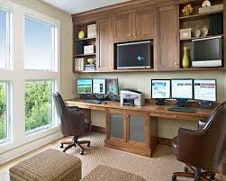 Awesome  Home Office Cabinets Design Decorating Inspiration Of - Home office cabinet design ideas