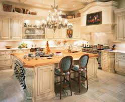 french country chandeliers kitchen home decorating interior