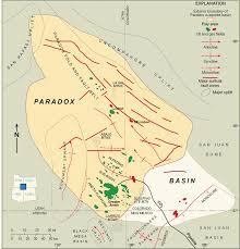 Map Of Utah And Colorado by Major Oil Plays In Utah And Vicinity U2013 Utah Geological Survey