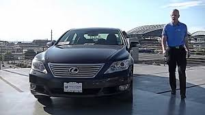 2007 lexus ls 460 interior 2010 lexus ls460l awd review we review the ls460 engine