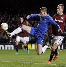 Pertandingan Chelsea vs Sparta Praha