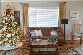 Living Lighting Home Decor Living Room Best Living Room For Christmas Decorations Ideas