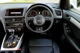 Audi Q5 Interior - audi q5 2 0 tfsi s line pictures audi q5 2 0 tfsi s line front