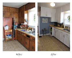 Sherwin Williams Interior Paint Colors by Kitchen Before And After Storm Cloud By Sherwin Williams Paint