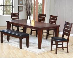 Ashley Furniture Round Glass Dining Table - Ashley furniture dining table with bench