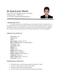 Sample Resume Registered Nurse Philippines Santorini Laundry     Resume CV Cover Leter Resume Sample In The Philippines Cover Letter Templates