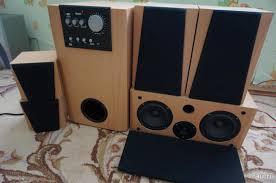 genius sw 5 1 home theater акустическая система 5 1 genius