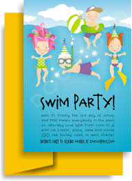 Retirement Function Invitation Card Swimming Party Invitations Theruntime Com