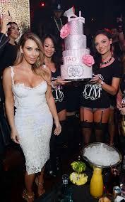 2013 christmas party kim kardashian white lace sheth low cut