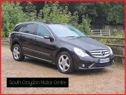 used mercedes benz r class sport for sale motors co uk