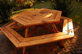 Plans For Wood Picnic Table by Folio Dining Room Cedar Picnic Table Plans 7 Wood Hampedia