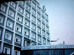 The hospital Fracisco died.