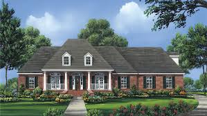 European House Designs Colonial House Plans And Colonial Designs At Builderhouseplans Com