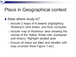The theory     Drainage basins A drainage basin is the area of land drained by a