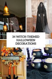 halloween decorations witch animated tapping witch peeper