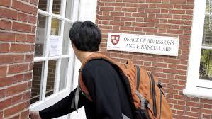 The secret to getting into Harvard  Be nicer   Jan           CNN Money