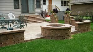 Backyard Cement Patio Ideas by Cool Concrete Patio Ideas For Small Backyards Photo Design Ideas
