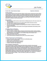 Ecommerce Resume Sample by Create Your Astonishing Business Analyst Resume And Gain The Position