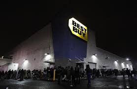 best deals for tv on black friday new york all night shop a thon black friday draws crowds