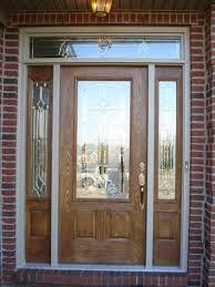 Transom Window Above Door Front Doors Enchanting Front Doors With Window Exterior Doors
