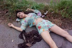 女 死体 レイプ|