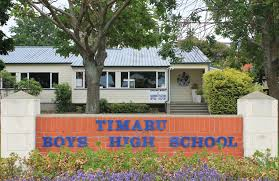 Timaru Boys' High School