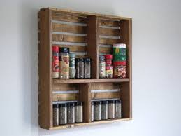Kitchen Plate Rack Cabinet by Spice Rack Ideas Cabinet