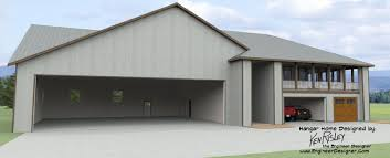 3 Car Garage Hangar Home Design North Of Anchorage Alaska 3 Car Garage