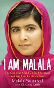 Malala Yousafzai Book Cover My story: Malala's new book - Malala-Yousafzai-Book-Cover-2365134