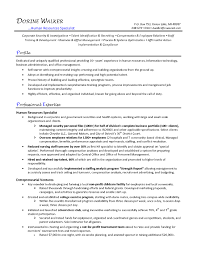 Resume Sample For Human Resource Position by Payroll Resume Template Resume For Your Job Application