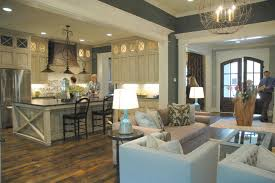 Decorating An Open Floor Plan Love The Woodwork The Floor Color The Layout And The Light