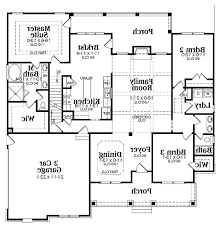 Simple 4 Bedroom House Plans by House Plans And Designs For 3 Bedrooms Home Design Ideas