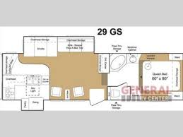 Fifth Wheel Bunkhouse Floor Plans 2004 Keystone Laredo 29 Gs Fifth Wheel Tulsa Ok Rv For Sale Rv