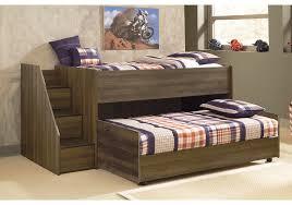 juararo loft bed with caster bed steps on left evansville