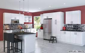 kitchen kitchen modern ikea small kitchen ideas cool red design