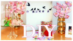 diy room decor cheap u0026 cute projects low cost ideas youtube