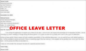 Doc            Sample Leave Application     Sample Of Leave     army bmi chart Sample Letter of Sick Leave Application from Parents