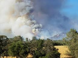 Wildfire Containment by Ten Homes Burned Hundreds Threatened By Another Wildfire In