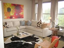 how to decorate new home on a budget interior design the luxuriant sun flower painting with white l