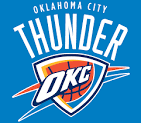 OKLAHOMA CITY THUNDER Logo - Chris Creamer's Sports Logos Page ...