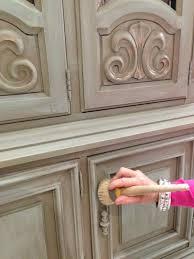 Chalk Paint For Kitchen Cabinets Maison Decor Painting Kitchen Cabinets With Chalk Paint By Annie
