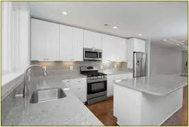 Kitchen Stunning Grey Backsplash For Elegant Kitchen Idea - White tin backsplash
