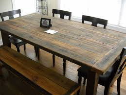 Diy Reclaimed Wood Storage Bench by Best 25 Dining Table Bench Seat Ideas On Pinterest Dining Table