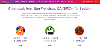 Virgin Baggage Fee Virgin America 2 Day Sale And Alaska Airlines Deals Hungry For