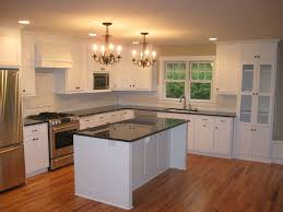 kitchen charming perfect small kitchen design l shape white