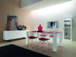 ultra modern furniture minimalist dining room ideas granite